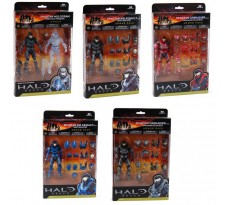 Halo Reach Series 4 6 inch 2-Pack AF Asst